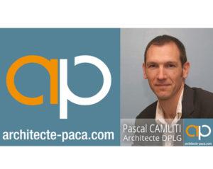 Logo architecte PACA photo